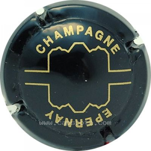 capsule champagne Epernay Série 4 - Champagne