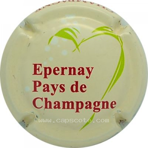 capsule champagne Epernay Série 6 Pays de Champagne