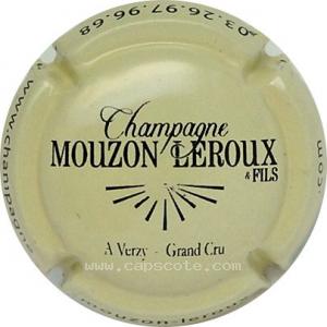 CAPSULE DE CHAMPAGNE MOUZON LEROUX*