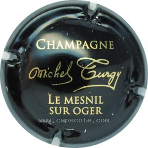 capsule champagne Turgy Michel Signature horizontal