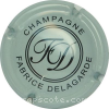 capsule champagne Initiales FD